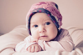 赤ちゃんホクロ