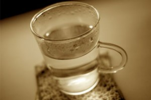 白湯がいい