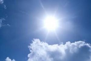 冬の紫外線量
