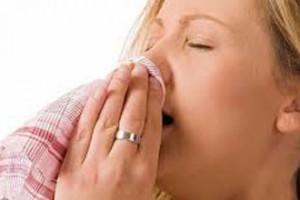 鼻水を止める