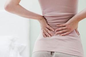 女性の腰痛原因
