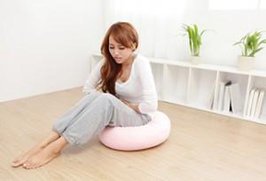 婦人病と腰痛