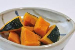 かぼちゃカロチン