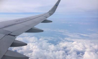 妊婦の飛行機搭乗