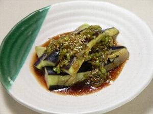 紫野菜なす