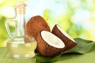 ココナッツオイル効果