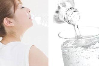 水分を補給