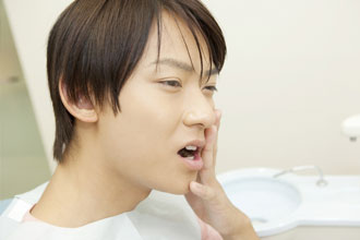 抜歯の痛み