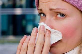 風邪や花粉症
