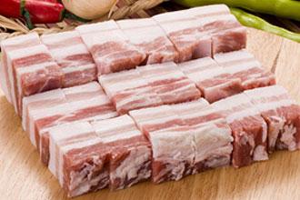 バラ肉冷凍