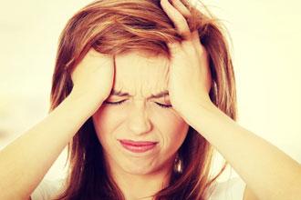 整理と頭痛