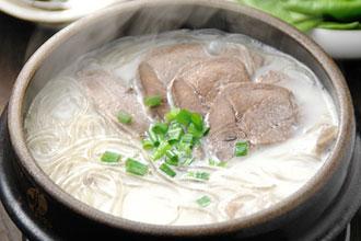韓国スープ