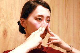 鼻エクササイズ