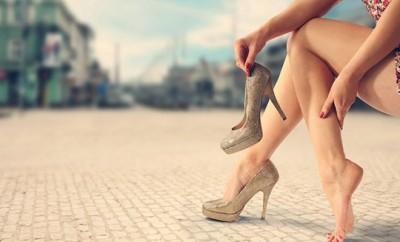 足の疲れ解消