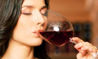 赤ワイン美容効果