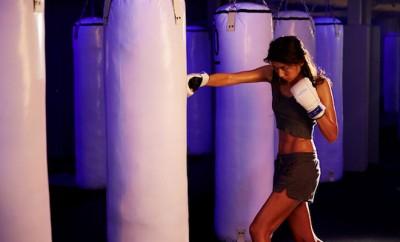 暗闇ボクシング効果
