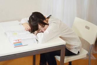 昼寝の習慣化
