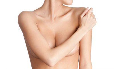 乳首の色薄く