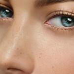 気になる顔のシミを予防する食べ物とは?