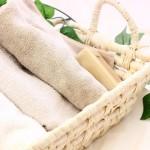 タオルをフワフワにする方法