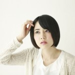 若白髪の原因と予防する食べ物