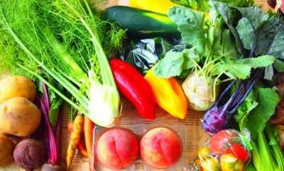 活性酵素と野菜