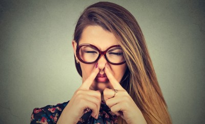 女性の体臭改善