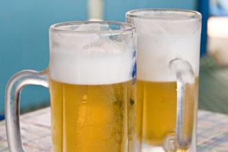 ビール頭痛