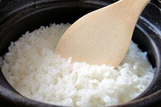 お米炊き方