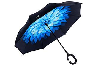 逆折り式傘