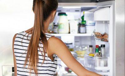 冷蔵庫節約