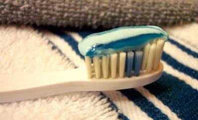 フッ素歯磨き粉