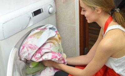 洗濯機黒カビ