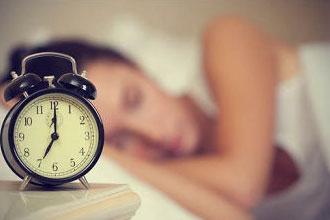寝る前意識
