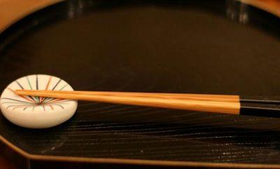 お箸使いマナー