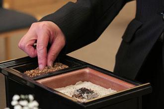 家族葬方法